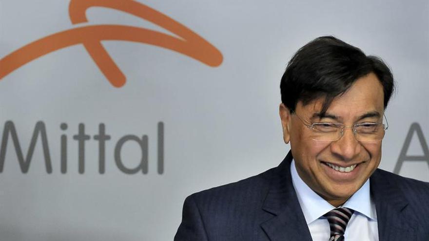 ArcelorMittal obtuvo 1.983 millones de euros de beneficio en el primer semestre