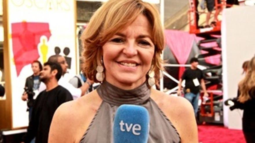 La corresponsal de TVE, Almudena Ariza, demandada por injurias