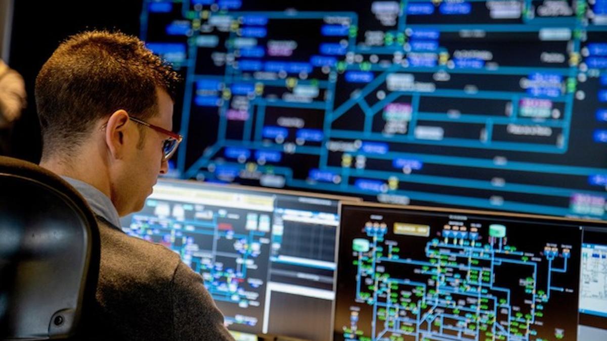 Instalaciones de control de alcantarillado de Global Omnium en la Comunitat Valenciana.