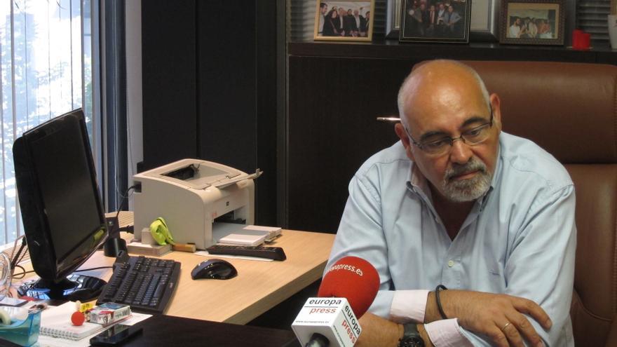 """Pastor (PSE) advierte al PNV de que dará """"un salto al vacío"""" si convoca la ponencia de paz solo con EH Bildu"""