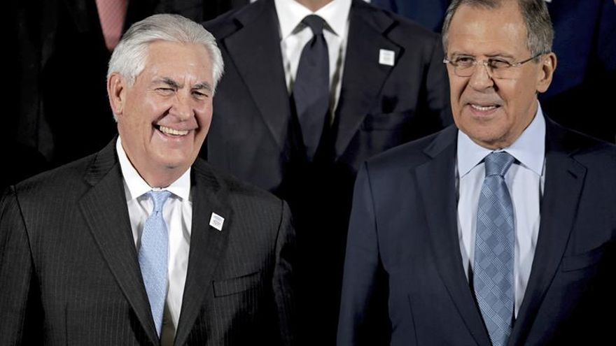 El secretario de Estado de EEUU visitará Rusia el 11 y 12 de abril