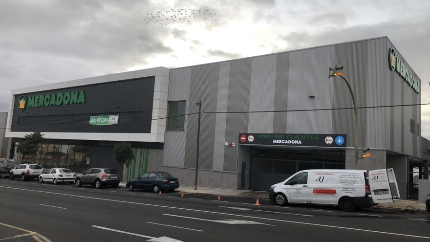 Mercadona abre un nuevo modelo de tienda eficiente en Ingenio
