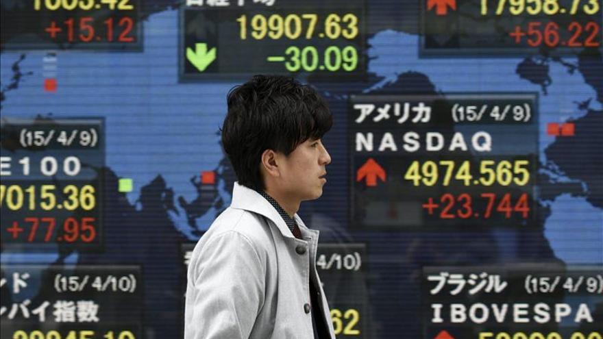 Los precios en Japón subieron un 2,2 por ciento interanual en marzo