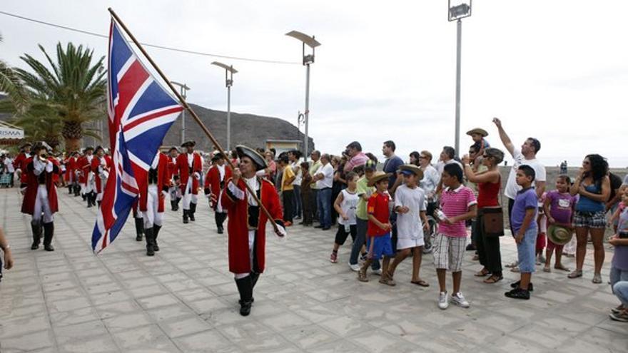 Del 'desembarco' inglés en Gran Tarajal #6