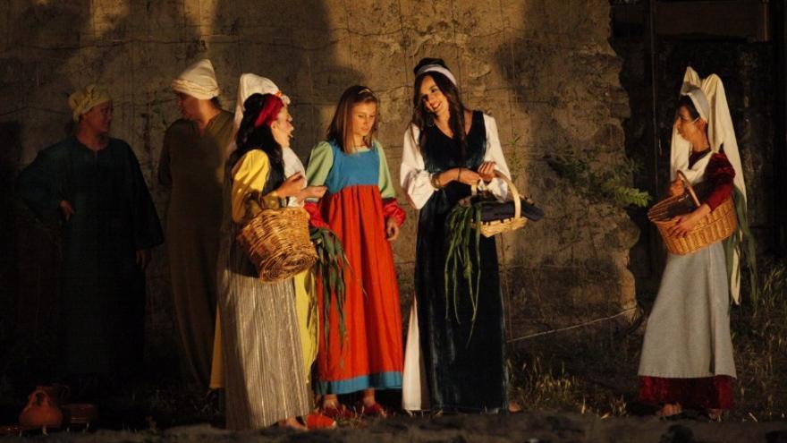 La localidad se viste de gala cada año para conmemorar un acontecimiento histórico local / Turismo Extremadura