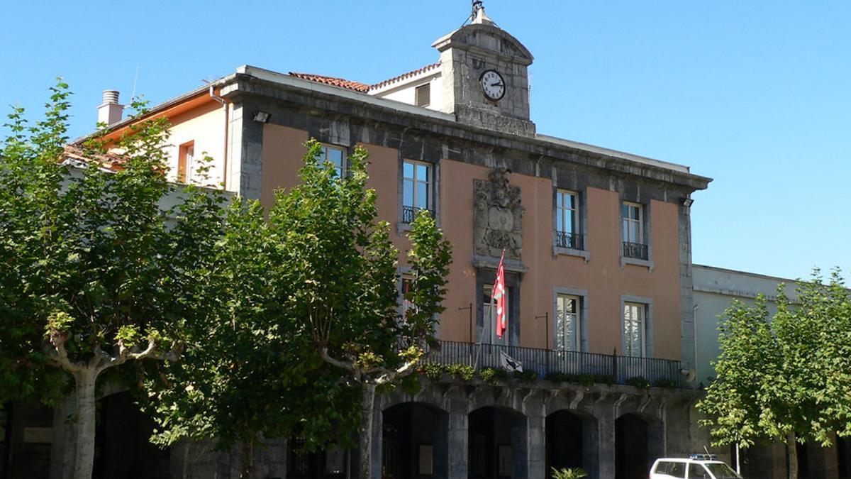El Ayuntamiento de Villabona