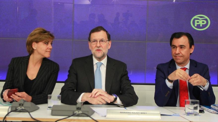 Rajoy convoca el lunes el Comité Ejecutivo del PP para preparar la estrategia tras las vascas y gallegas