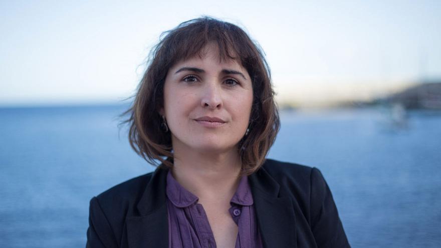 Elena García, candidata a la Alcaldía de Alajeró por la ASG