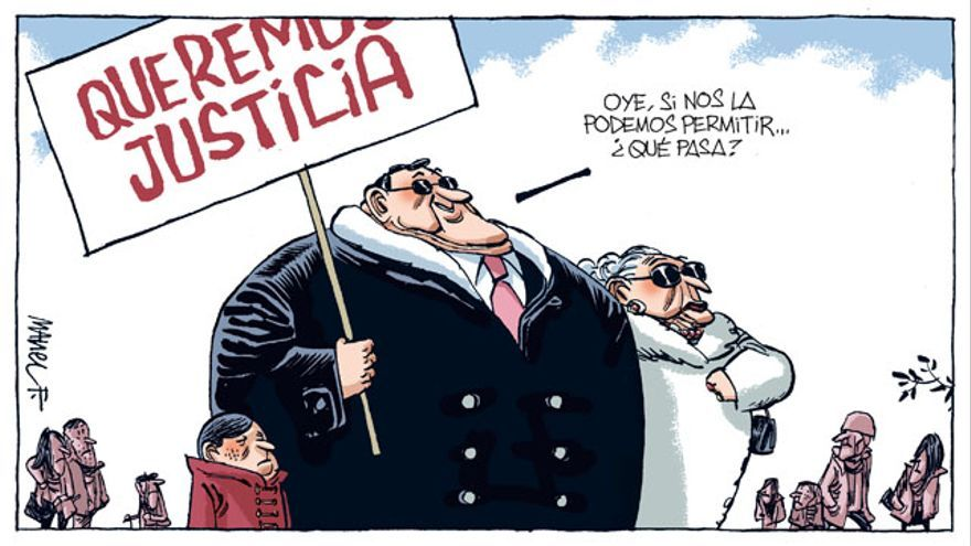 Queremos justicia