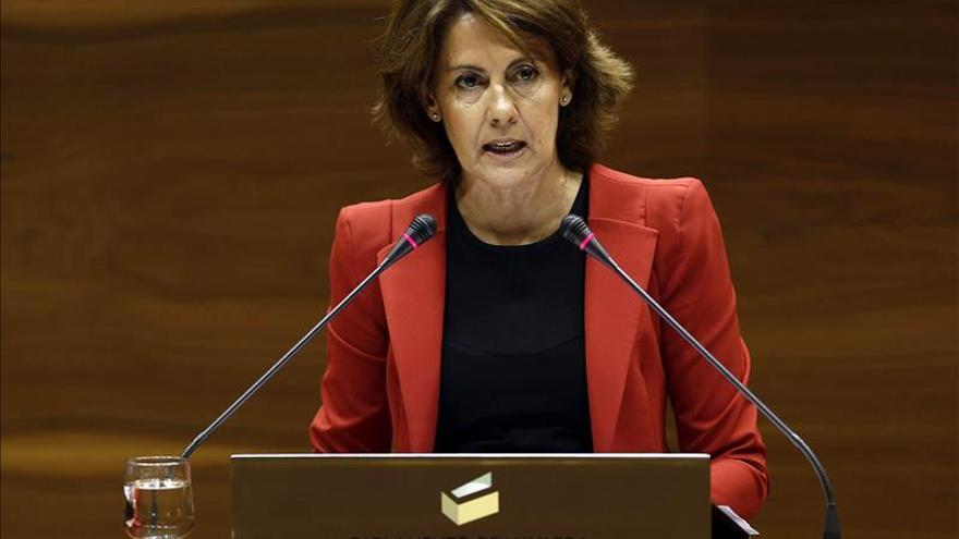 Barcina no concurrirá a la reelección como presidenta de Navarra
