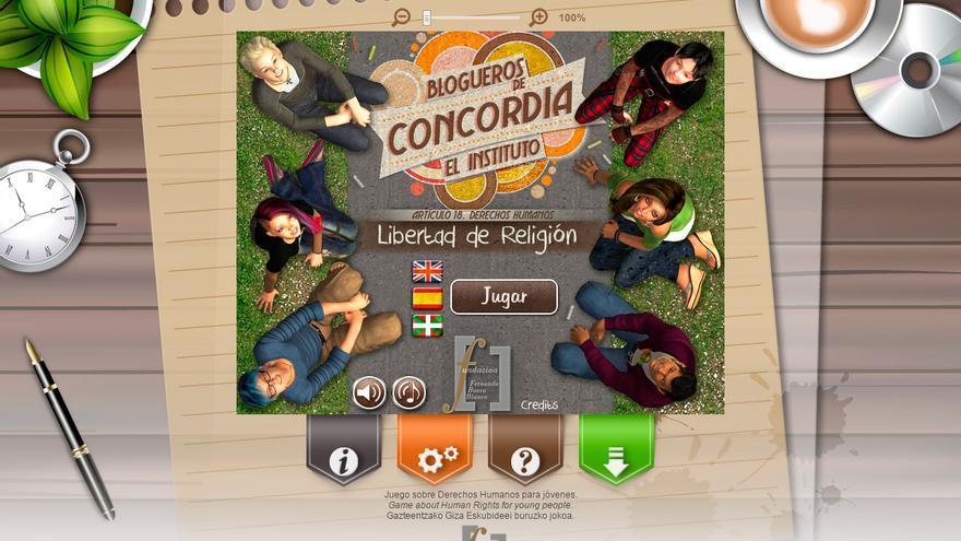 Videjuego 'Concordia'