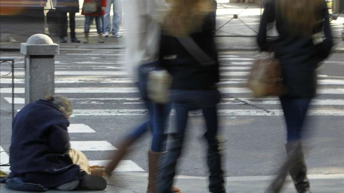 Las brechas sociales y económicas llevan años agrandándose en Aragón.