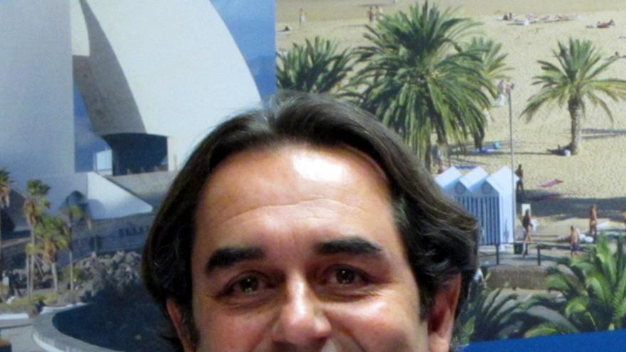 Pedro Fernández Arcila, concejal de Sí se Puede en el Ayuntamiento de Santa Cruz de Tenerife