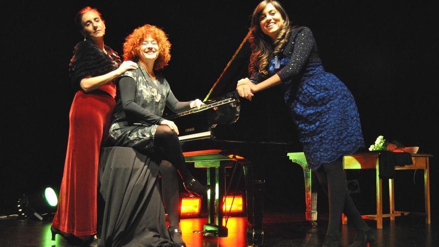 Un concierto espectáculo recuerda las figuras de Victoria Kamhi y Joaquín Rodrigo en los Martes Musicales de Caja Vital
