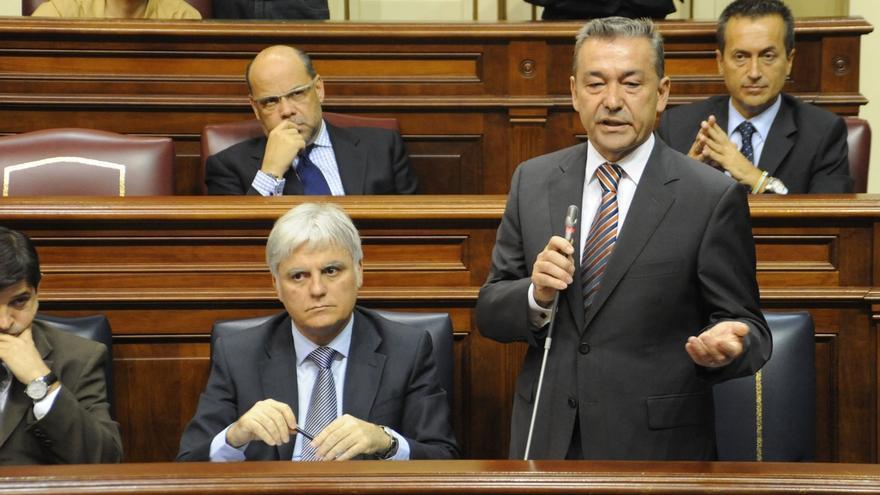 """Rivero pide el """"mismo nivel"""" de singularidad que otros territorios si se abre la reforma de la Constitución"""