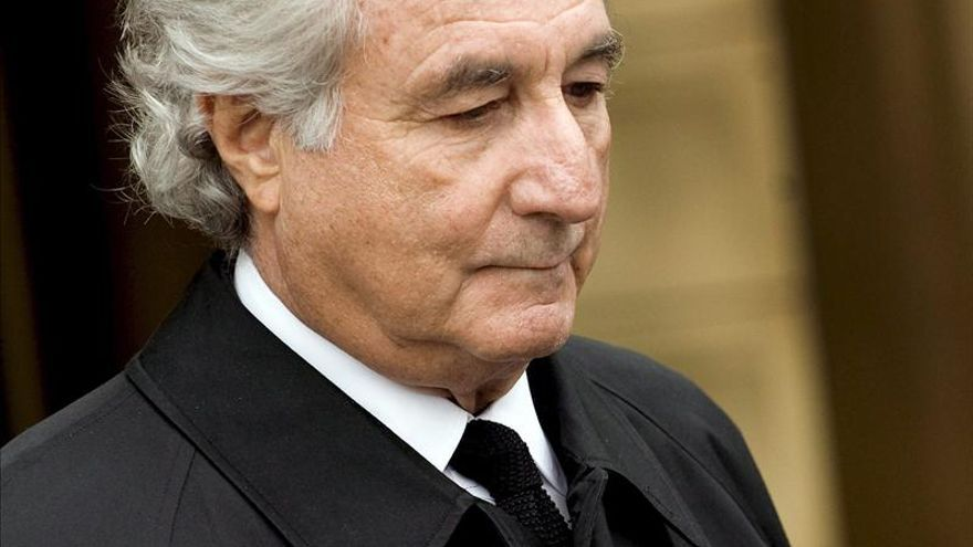 El estafador Bernard Madoff pasa a formar parte del museo del crimen de EE.UU.