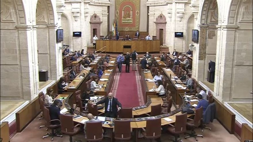 El Parlamento constituye este lunes la comisión de estudio sobre el Covid-19