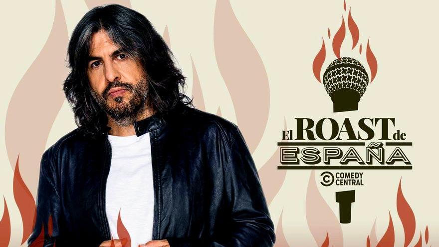 J.J. Vaquero, en 'El Roast de España'
