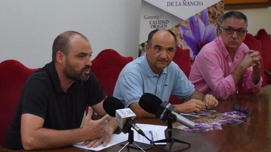 Carlos Fernández, nuevo presidente de la DOP Azafrán de La Mancha