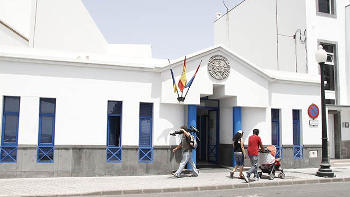 Comisaría de la Policía Local de Arrecife