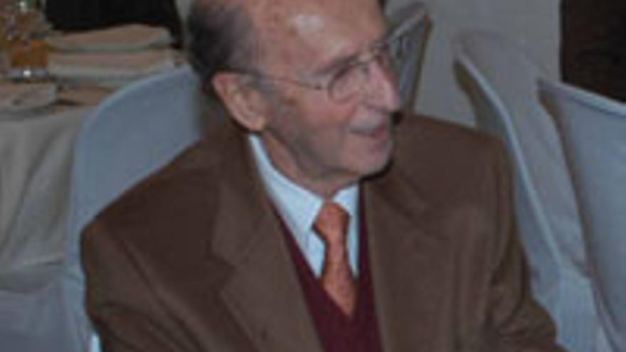 José Rodríguez Ramírez, director-editor de 'El Día'.