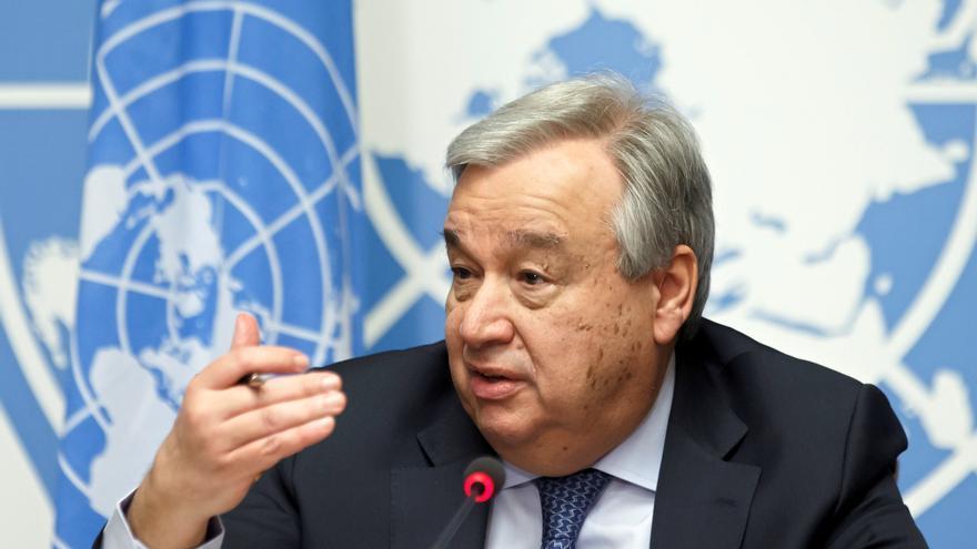Guterres condena la matanza en Birmania y pide una respuesta internacional