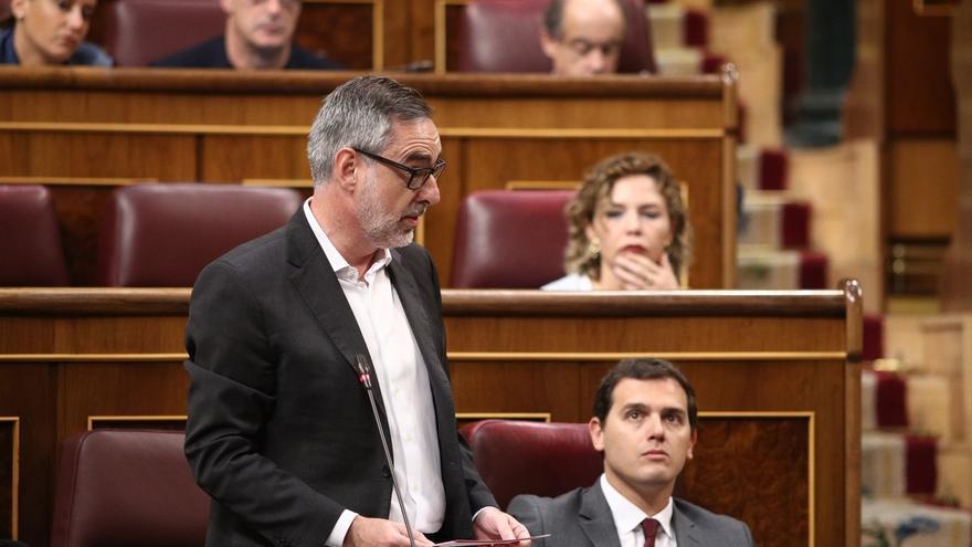 """Villegas rechaza la idea de Sánchez de crear un espacio de diálogo entre PSOE, Podemos y Ciudadanos: """"No tiene sentido"""""""
