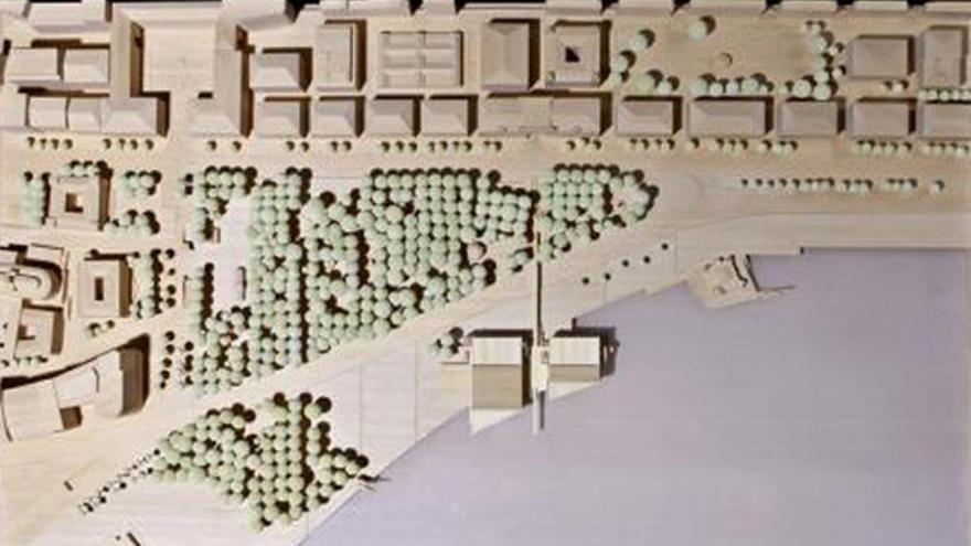 Proyecto de la Fundación Botín, del estudio de Renzo Piano