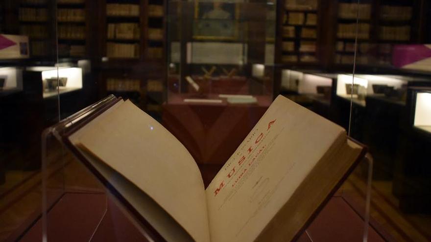 Exposición 'Las mujeres y los oficios del libro'