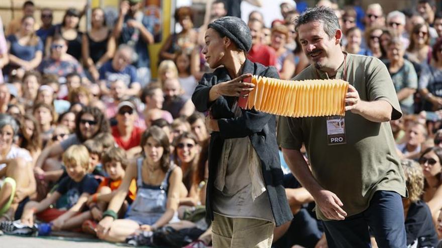 Fira Tàrrega cierra con más espectadores y más participación ciudadana
