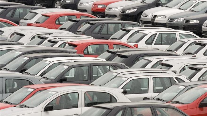 Las ventas de vehículos en Brasil se redujeron en un 23,92 por ciento en agosto