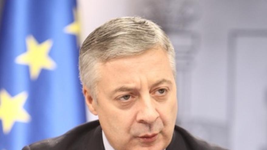 Imagen De José Blanco En El Consejo De Ministros