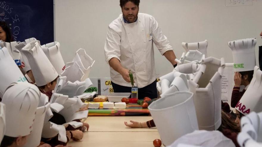 """""""MasterChef"""", el restaurante Acánthum y la chef Susi Díaz, Premios de Hostelería"""