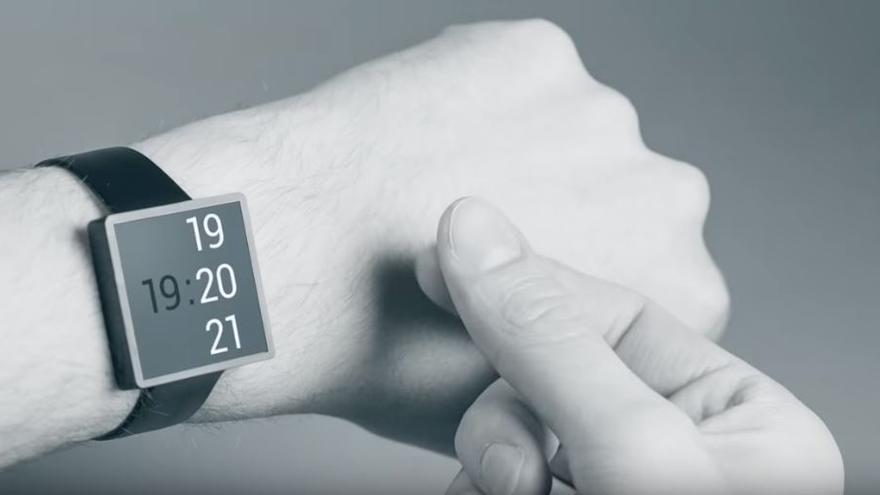 El Proyecto Soli fue presentado en 2015 y reinventa el concepto de los dispositivos táctiles