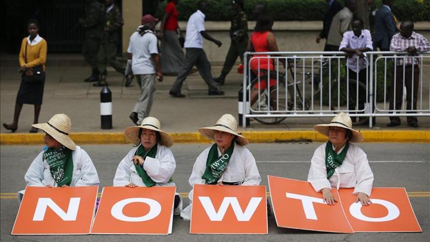 La OMC revive en Nairobi con un histórico acuerdo en materia agrícola