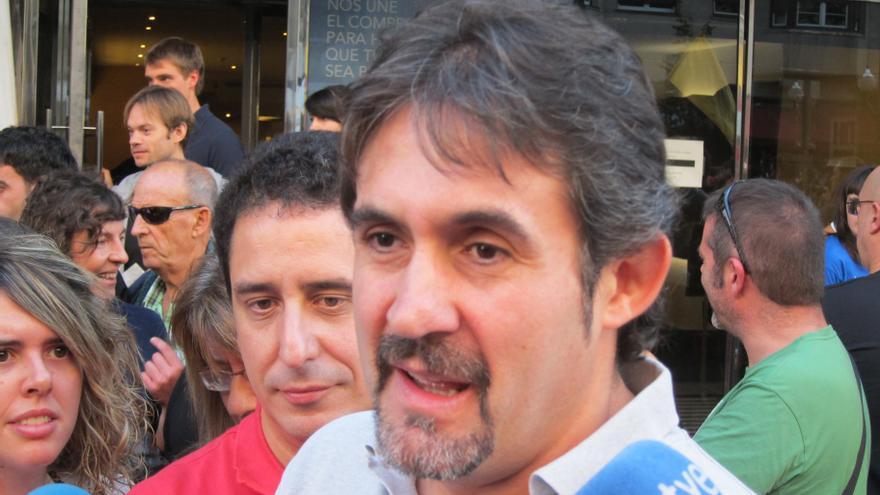 """Urizar cree que PP y UPN llegan """"al ridículo"""" con mociones para declarar a presos excarcelados personas """"non gratas"""""""