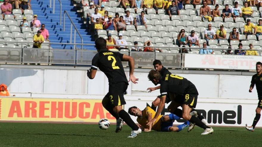 Del UD Las Palmas-Villarreal #6