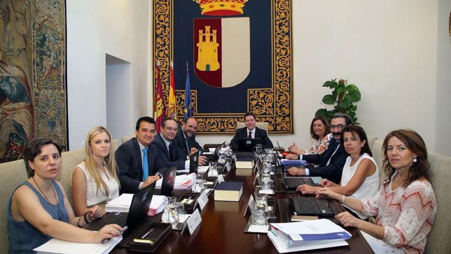 Consejo de Gobierno de Castilla-La Mancha / Foto: JCCM