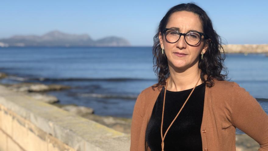 Joana Molinas espera que su testimonio sea el primero de muchos para destapar la realidad que viven los menores tutelados en Mallorca.
