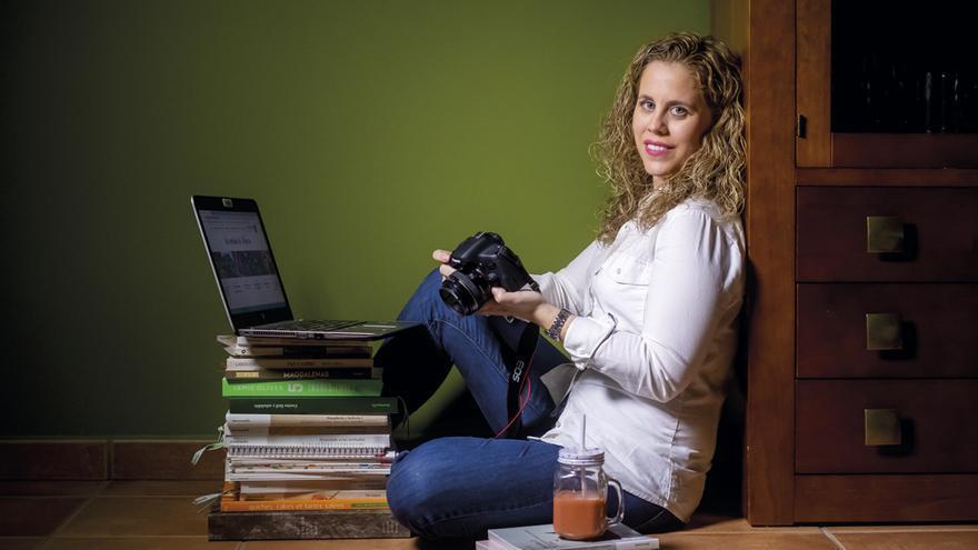 La periodista toledana Rebeca de Torres