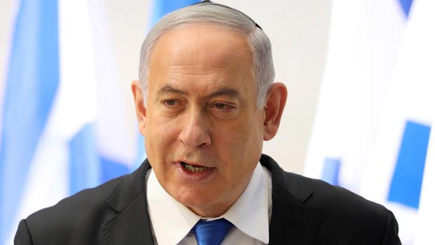 Netanyahu admite que no puede formar gobierno y devuelve el mandato a Rivlin