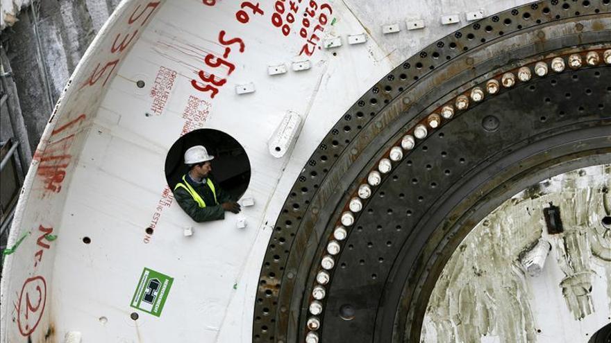 ACS fabrica para Seattle (EEUU) la tuneladora más grande del mundo