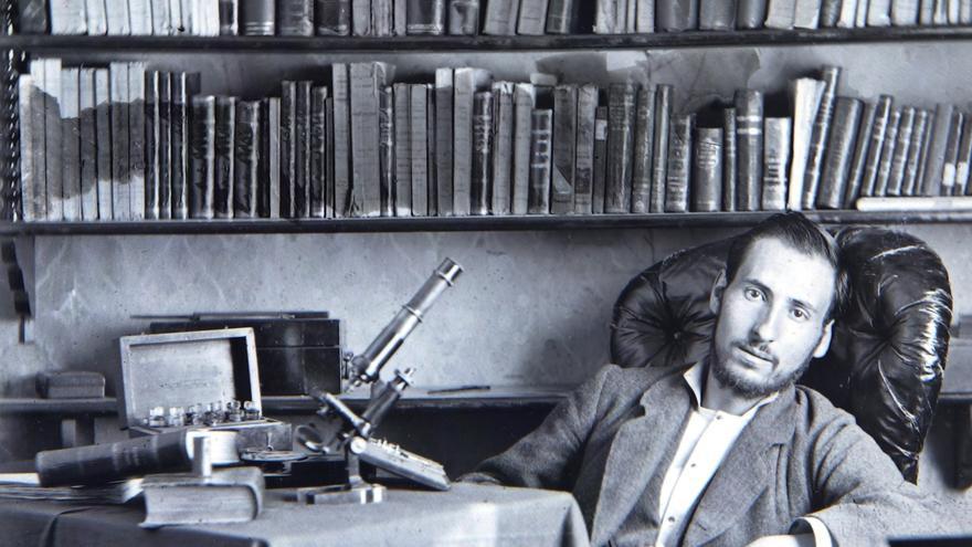 Santiago Ramón y Cajal en Zaragoza