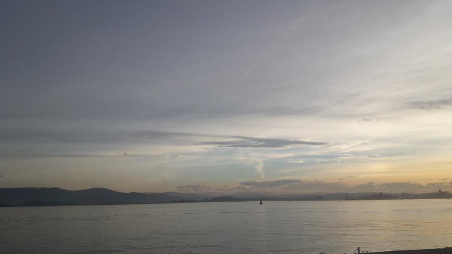 Bahía de Santander. | MARCOS DÍEZ