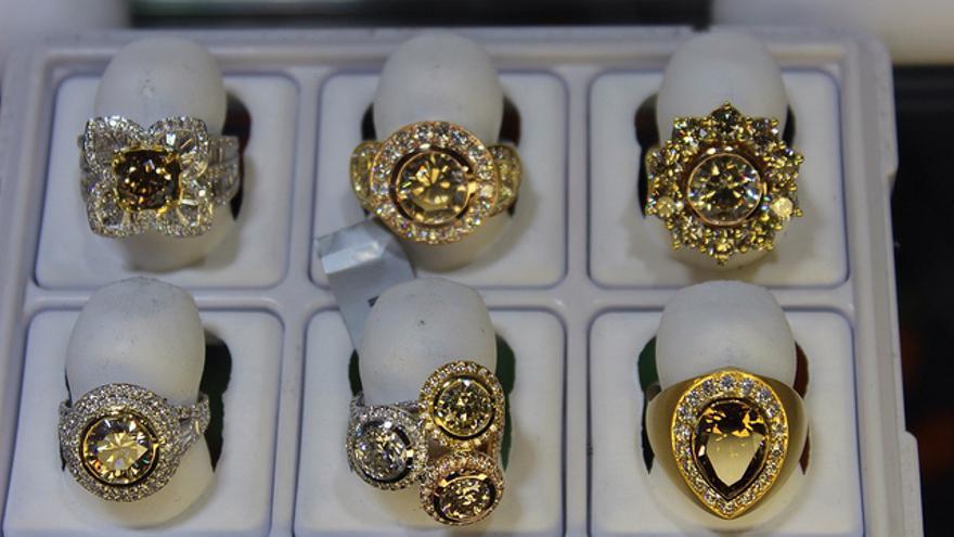 El oro que se utiliza en electrónica es igual de valioso que el que se emplea en joyería