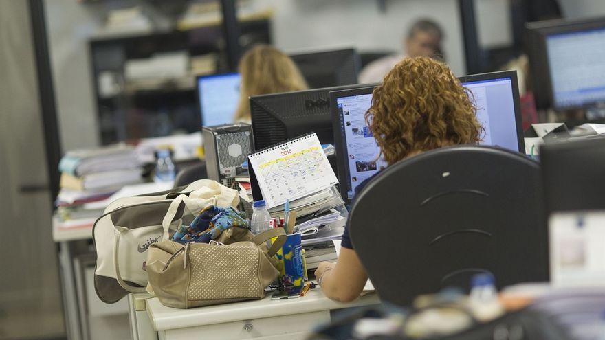 Las ofertas de empleo aumentaron un 21% en 2014 en Cantabria