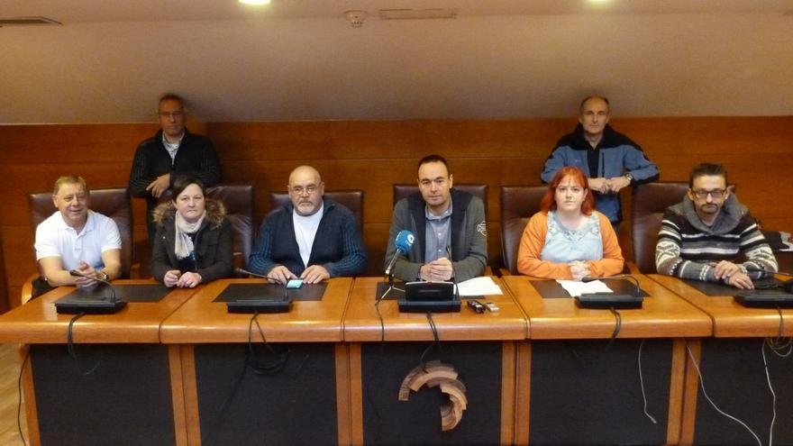 Podemos pide la citación de De la Serna, Díaz Tezanos y vecinos de El Pilón para la modificación de la ley del suelo
