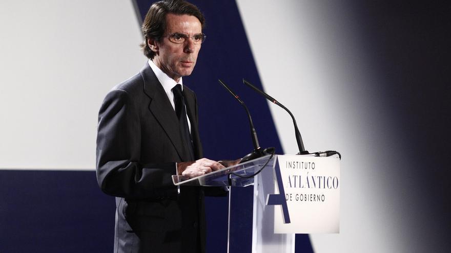 """Aznar ve urgente y necesario recordar la experiencia que ha convertido a España en """"un gran país"""""""