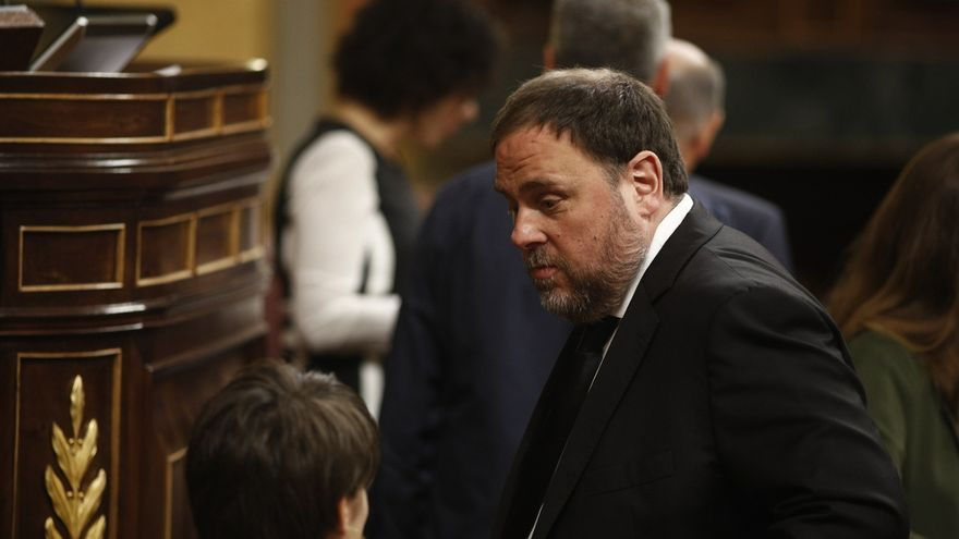 """Junqueras dice que Sánchez ha convocado elecciones contra ERC: """"Lo hemos desenmascarado"""""""