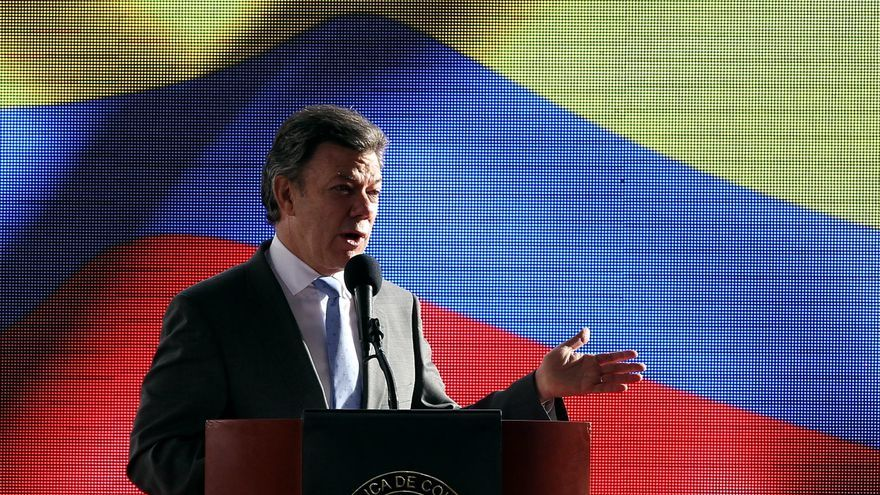 """Peña Nieto considera un """"referente"""" la lucha colombiana contra el crimen"""